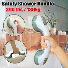 2x Safety Bathroom Aid Bath Shower Hand Grip Grab Sucti 00004000 on Towel Rail Bar Handle