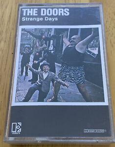 The Doors - Strange Days Elektra Cassette Tape