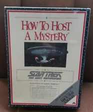 How to Host a Mystery Star Trek the Next Generation Special Edition Board Game