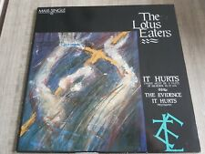 The Lotus Eaters – It Hurts 12 from 1985 ARISTA 601655 Europe