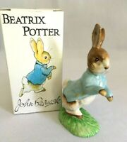 Vintage 1948 John Beswick Beatrice Potter Figurine PETER RABBIT Figure