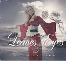 Leaves Eyes-Vinland Saga cd album