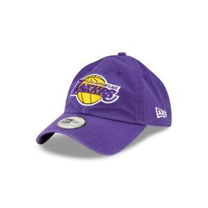 Los Angeles Lakers New Era Purple OTC Adjustable Casual Classic Hat Cap
