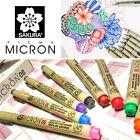 GENUINE JAPAN Sakura Pigma Micron Pen All Color Comic Manga Drawing Sketch-ALLEY