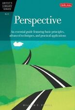 Artist's Library: Perspective : An Essential Guide Featuring Basic...