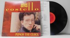 Elvis Costello LP Punch The Clock - Columbia VG+