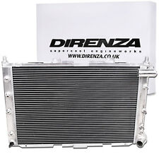 DIRENZA 40mm ALLOY ENGINE RADIATOR RAD FOR ALFA ROMEO 156 1.8 2.0 2.5 V6 97+