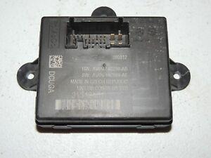 2011 - 2013 VOLVO S60 CONTROL MODULE 31343481 USED OEM RT REAR  jm