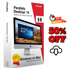 Parallels Desktop Business Edition 14 2019 ✅ Run Windows on Mac🔥 FAST DLVRY🔥