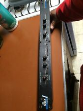 DBX  Project  1 1-2 Channel Compressor/Limiter 262 Rack Mount