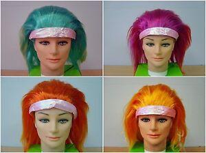 Female Wigs With Headband Party Costume Fancy Dress Wigs