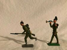 Lead/Tin Soldiers European German Soldiers Toys Early Pieces