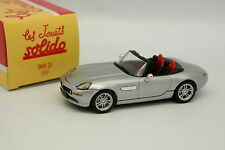 Solido Hachette 1/43 - BMW Z8 1999 Gris