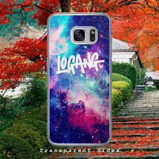 LOGAN PAUL MAVERICK LOGANG/GALAXY/HARD PLASTIC/PHONE CASE/COVER FOR SAMSUNG