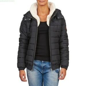 ROXY MOUNTAIN RIVER  WOMENS PADDED QUILTED WINTER COAT JACKET