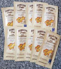 Hawaiian Tropic silk hydration protection lotion 10 x 7.4ml  spf 30 n