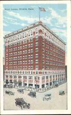 (mwb) Wichita KS: Hotel Lassen