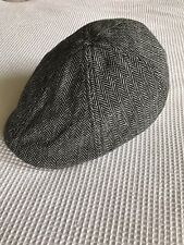 eaccc8435e93d8 Wool Blend Flat Cap Hats for Men for sale | eBay