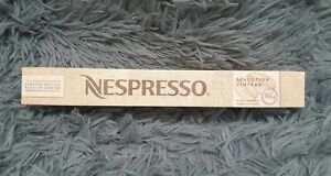 Nespresso Selection Vintage Colombia 10 Capsules Original Line Limited Edition
