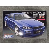 Fujimi ID64 NISSAN BNR34 Skyline GT-R Nismo Plastic Model Kit Japan from NEW