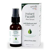 Episilk Instant Facelift Serum IFL by Hyalogic - Hyaluronic Acid - 1 oz