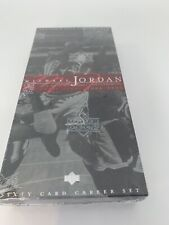 Michael Jordan 60-Card Set The Early Years 1984-1993 Collection Factory Sealed