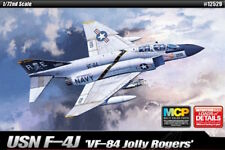 Academy 1/72 McDonnell F-4J Phantom US Navy VF-84 Jolly Rogers # 12529