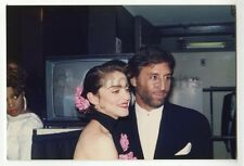 Madonna - Vintage Candid Snapshot Photo by Peter Warrack Previously Unpublished