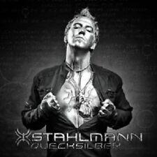 STAHLMANN - QUECKSILBER (LTD.DIGIPAK)  CD NEU