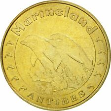 [#537563] France, Token, Touristic token, Antibes -  Marineland n°4, 2012, MDP