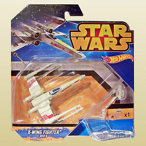 Hot Wheels Star Wars X-Wing Fighter Red 5 - CGW67 - NEW