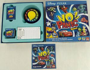 Disney Pixar  Jeu de societe No Panic Junior Edition Goliath  Envoi suivi