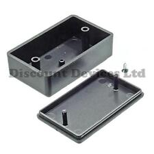 58x35x21mm ABS plástico Gabinete caja pequeña del proyecto De Circuitos Electrónicos