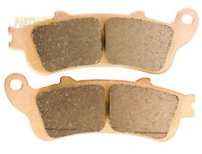 Rear Sintered Brake Pads 2002-2016 2015 2014 2013 2012 HONDA GL 1800 A Goldwing