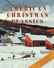 NEW American Christmas Classics (The Millennia Collection) by Ronald M. Clancy