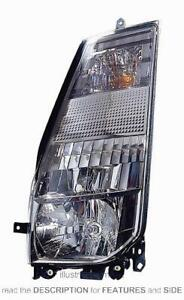 LHD Headlight For Nissan Cabstar 2006-2008 Right Side 5001872437