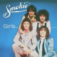 "SMOKIE ""GIRLS..."" CD NEW!"