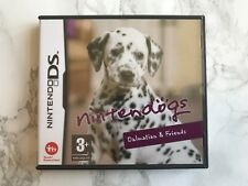 Nintendogs Dalmatian and Friends for Nintendo DS with Manual - Dalmation