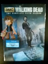 The Walking Dead The Complete 5th Season Exclusive Edition DVD w/ Daryl Mini