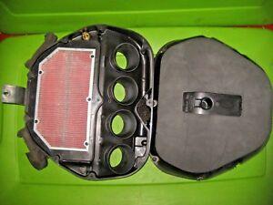 2004 Suzuki GSXR Gsx R 1000 gsxr1000 Airbox air intake Filter cleaner box 03 04