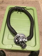 Royal Aqua Master 2 Stage Balanced Regulator Us Divers Co Double Hose Regulator