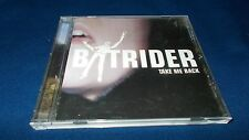 BATRIDER TAKE ME BACK CD E.P VGC