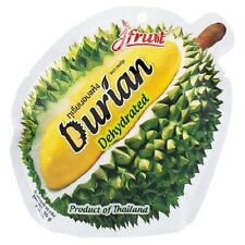 Durian  Dried Dehydrated J. Fruit   Product Thailand 1x50 Grams