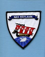 Naval air station keflavik iceland navy patch ebay item 2 nas naval air station keflavik iceland us navy base squadron jacket patch freerunsca Images