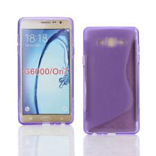 custodie preformati / copertine Per Samsung Galaxy S per cellulari e palmari silicone / gel / gomma