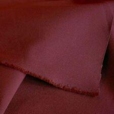 50cm bordeaux Baumwoll-Stoff Segeltuch robust Canvas Polster Kleidung Meterware
