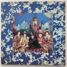 ROLLING STONES Their Satanic Majesties Request LP 1967 psychedelic rock TOP COPY