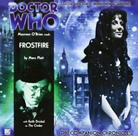 Frostfire (Doctor Who: The Companion Chronicles) by Platt, Marc CD-Audio Book