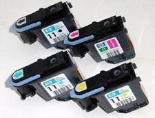 Genuine HP 11 têtes d'impression HP C4810A C4811A C4812A C4813A TVA Incluse FASTPOST