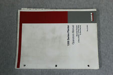 Case-IH 1200-series Mounted Stacker Planter original operators manual #6-3484